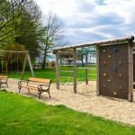 školní hřiště nové