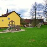 školní hřiště