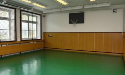 školní tělocvična